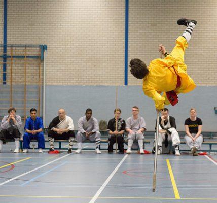 Airtrack i jego zastosowanie w akrobatyce