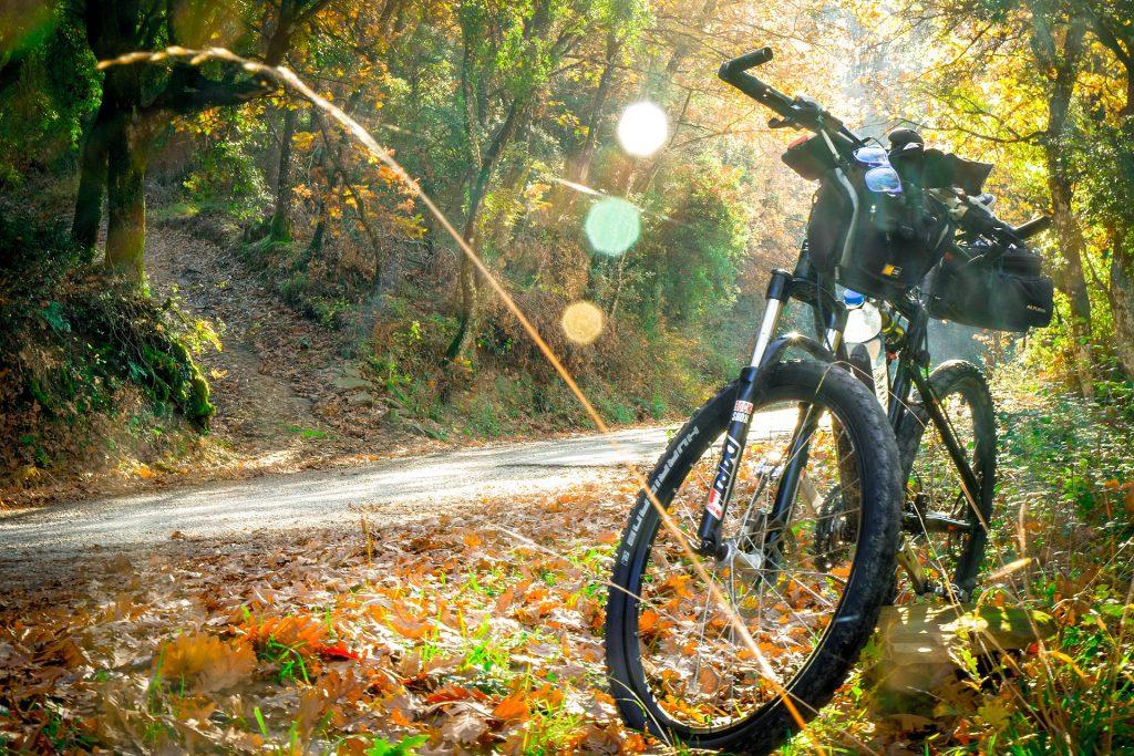 przygotowanie roweru