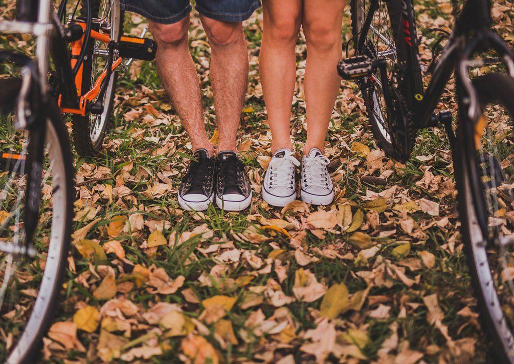 rower jesień